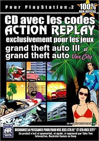 Action Replay spécial GTA Vice