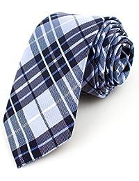 RAY±JAY Casual Business Krawatte Hochzeit 8cm x 150cm Karo-Muster viele Designs
