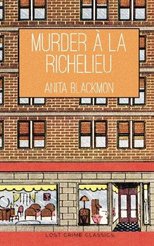 Murder a la Richelieu: Volume 2 (American Queens of Crime)