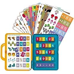 Diset yo Contar Aprende Las primeras Operaciones matemáticas Color Verde 31.5 x 26.2 x 6.1 63714