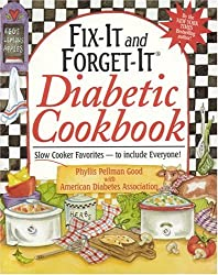 Fix-It and Forget-It Diabetic Cookbook: Slow-Cooker Favorites to Include Everyone! Gift Edition