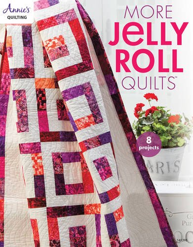 More Jelly Roll Quilts (Annies Quilting) por Annie's