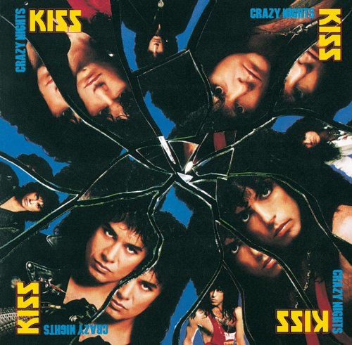 Crazy Crazy Nights - Nights Vinyl Kiss Crazy