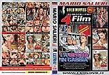 MARIO SALIERI 38 ( 4 FILM: La bestia in gabbia, Hot team 12, Porno exibition 9, Sos infermiere ) Mandy Bright, Jasmine Black, Terry Stoner