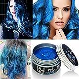 Haarfärbemittel Yiitay Professionelle Einweg Color Hair Wax Wachs Haare für Party Cosplay