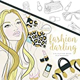 Kaisercraft CL512 Livre de Coloriage Fashion Darling, Papier, Multicolore, 25 x 25 x 0,6 cm...