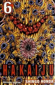 Hakaiju Edition simple Tome 6