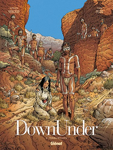 Down Under - Tome 03: Terra Nullius