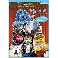 Käptn Blaubär , die drei Bärchen und der blöde Wolf - Das Musical