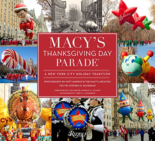 Macy's Thanksgiving Day Parade: A New York City Holiday Tradition