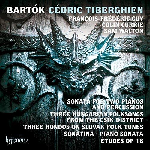 Bartok: Klaviersonate / Etudes / Sonatina /+