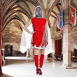 Kostümplanet Ritter-Kostüm für Damen Mittelal...Vergleich