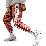 Irypulse Pantalóns de Jogging Deportivos Casuales para Hombre, Chándal Moda Callejera Urbana para Adolescentes y Niños Pequeñ