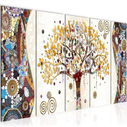 Runa Art Imagen Árbol Vida Gustav Klimt