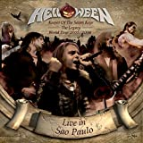 Helloween: The Legacy World Tour 2005/2006-Live in Sao Paulo (Audio CD)