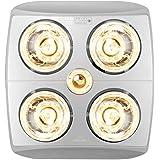 BathroomHalo Bathroom Heater, Light
