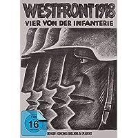 Westfront 1918: Vier von der Infanterie - Limited Mediabook