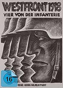 Westfront 1918 - Vier von der Infanterie (+ DVD, Limited Mediabook) [Blu-ray]