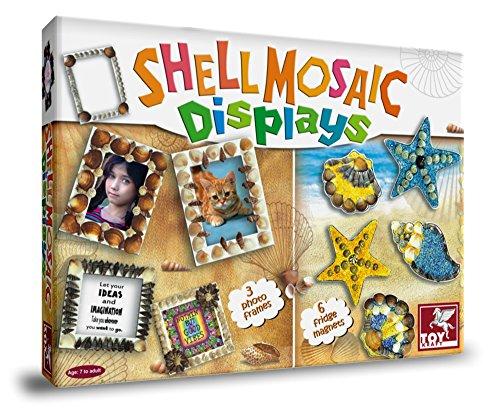 Shell Mosaic Displays - Craft Activity Kit