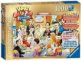 Ravensburger Was wenn? Nr. 16–Die Hochzeit, Spielset Puzzle, 1000Einzelteile