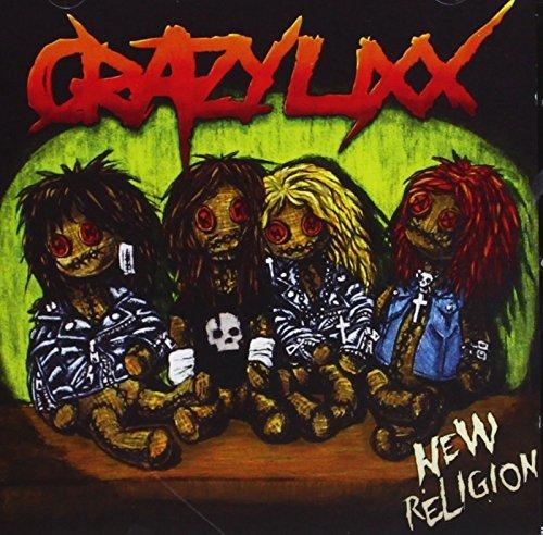 NEW RELIGION by Crazy Lixx (2011-03-04)