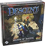 Descent: Journeys in the Dark 2nd Edition Manor of Ravens Expansion