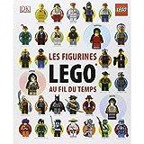 Les figurines lego au fil du temps