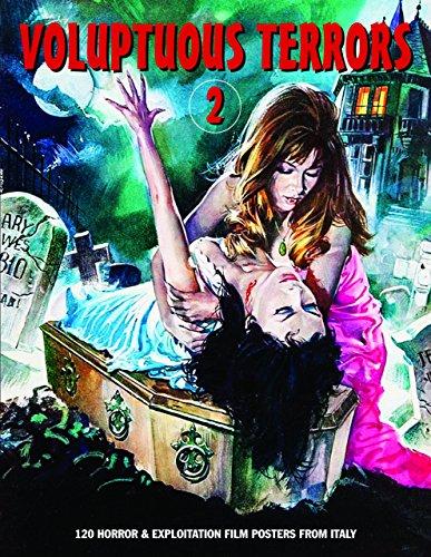 Voluptuous Terrors 2: 120 Horror & Exploitation Film Posters From Italy (Art of Cinema, Band 2) - Horror-film-figuren