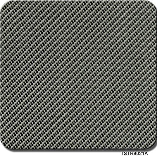 Cool Wassertransferdruck Film, hydrografischer Film - Hydro-Dipping Film-Striped Plaid Pattern-1.0Meter Multi-Color Optional- Wird für Autoteile, Becher, Sportartikel und viele andere verwendet - Einf