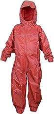 Dry Kids wasserdichter und leichtgewichtiger Kinder Regenanzug, Jungen und Madchen