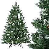 FAIRYTREES Weihnachtsbaum künstlich KIEFER,...