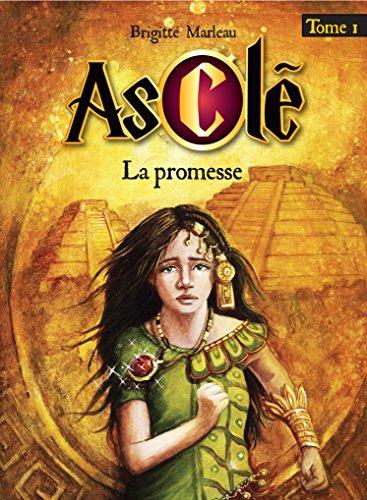 Couverture du livre Asclé tome 1 - La promesse
