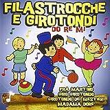 Filastrocche. La musica dei bambini. Con DVD