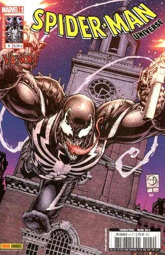 Spider-Man Universe, N° 9 : Venom
