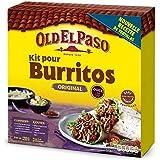 Old El Paso Kit Burrito Original 510 g  - Pack de  10