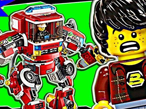 Clip: Rescue Reinforcements (Movie-set 70813 Lego)