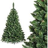 Albero di Natale artificiale PREMIUM -- 180cm NATUR-Verde