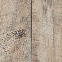 300 Holzoptik Diele Eiche dunkel BODENMEISTER BM70555 Vinylboden PVC Bodenbelag Meterware 200 400 cm breit