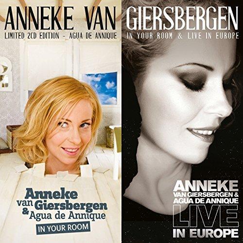 In Your Room & Live in Europe by Anneke Van Giersbergen (2014-10-21)