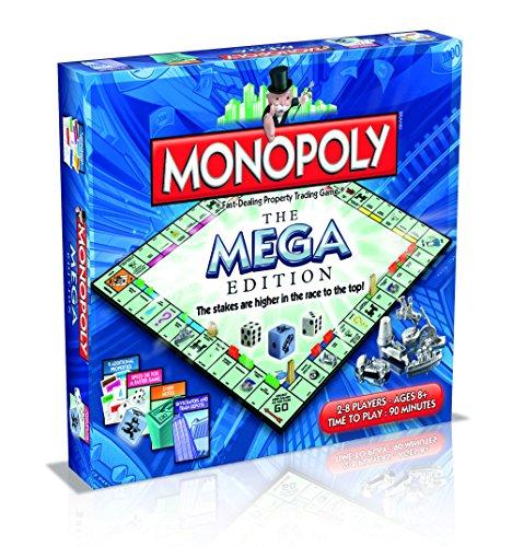 Mega Monopoly Board Game - Spielzeug Zug-depot