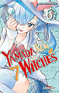 Yamada Kun & the 7 Witches Edition simple Tome 6