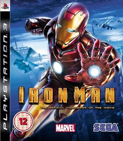 Iron Man (Playstation 3) [UK IMPORT]
