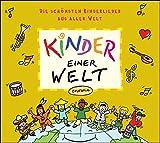 Kinder einer Welt. CD: Die schönsten Kinderlieder aus aller Welt (Ökotopia Mit-Spiel-Lieder)