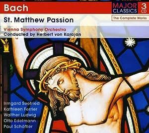 Bach: St. Matthew Passion [3CD Box Set]