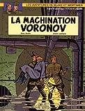 Image de Blake et Mortimer, n° 14 : La machination Voronov