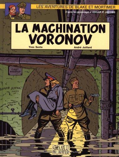 Blake et Mortimer, n° 14 : La machination Voronov