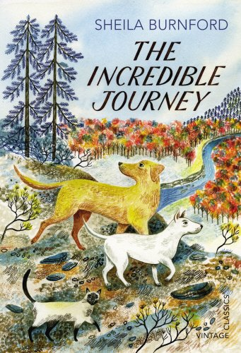 the-incredible-journey-vintage-childrens-classics