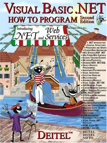 Deitel Basic Visual (Visual Basic .Net: How to Program)