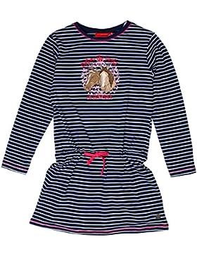 SALT AND PEPPER Mädchen Kleid Dress Horses Stripe
