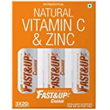Fast&Up Charge - Vitamin C - Zinc - Natural Amla Extract - Antioxidants - Immunity - skin care - family pack - 60…